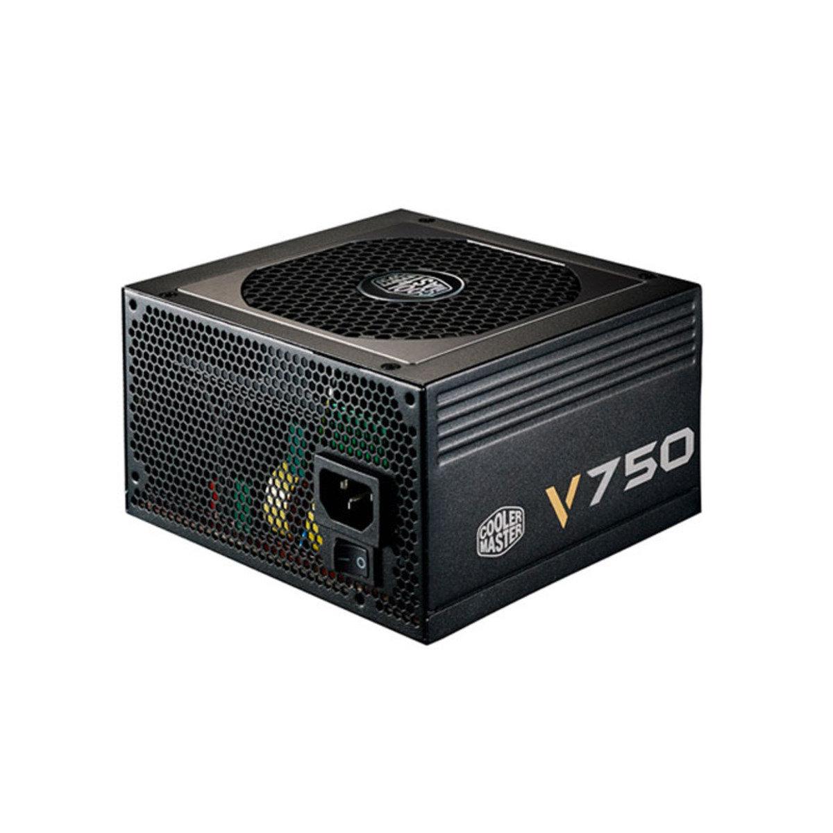 80Plus金認證 極致專家系列 V750 750w 電腦變壓器