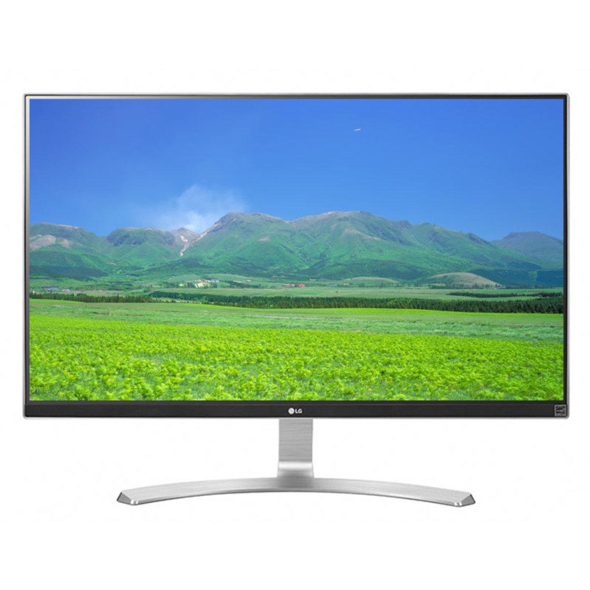 27吋 超高清 4K Free-Sync HDMI2.0 超薄邊顯示屏 27UD68