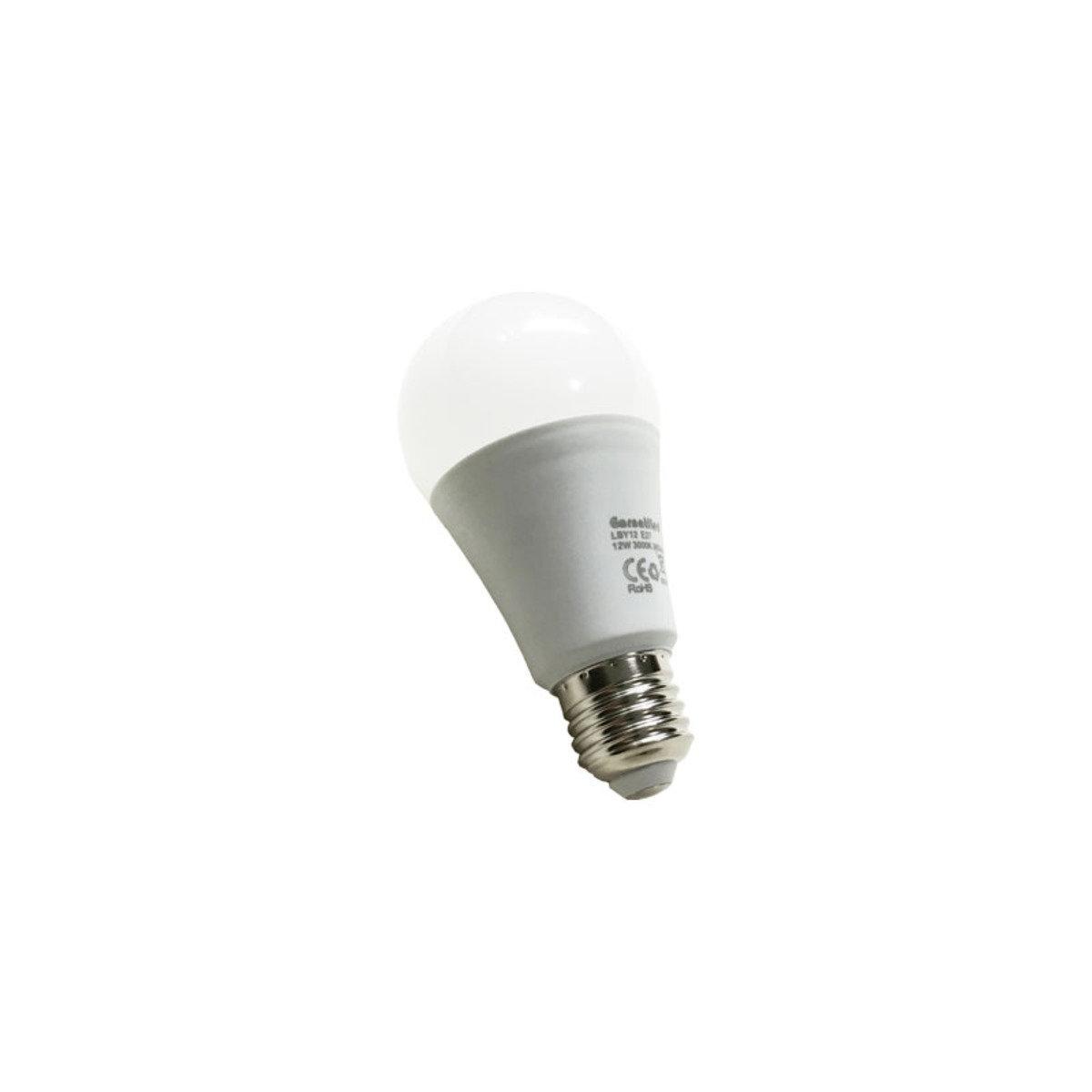 12w 1100流明 5000K色溫 白光 LED燈泡 LBW12