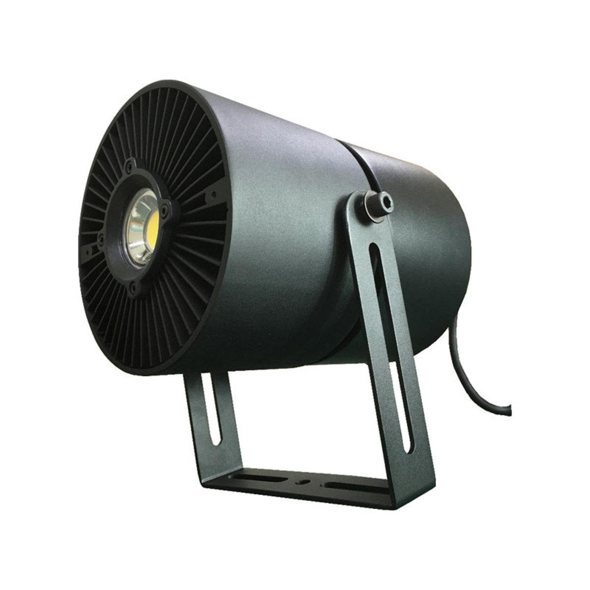 120w 1.32萬流明 5000K色溫 白光 IP68防水戶外 LED泛光燈 ODW120
