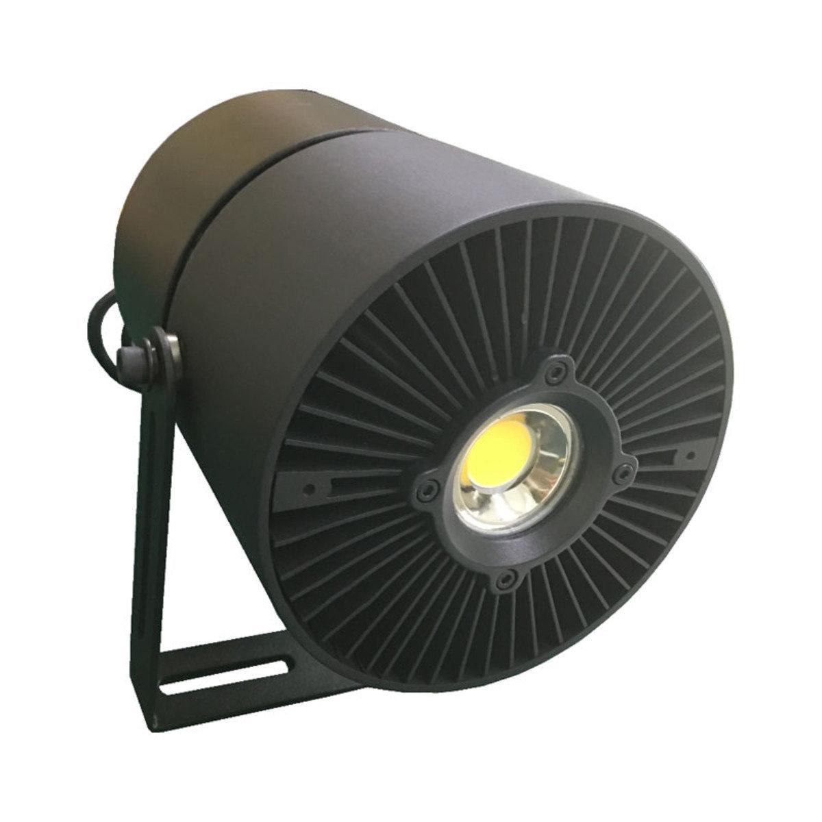 120w 1.2萬流明 3000K色溫 黃光 IP68防水戶外 LED泛光燈 ODY120
