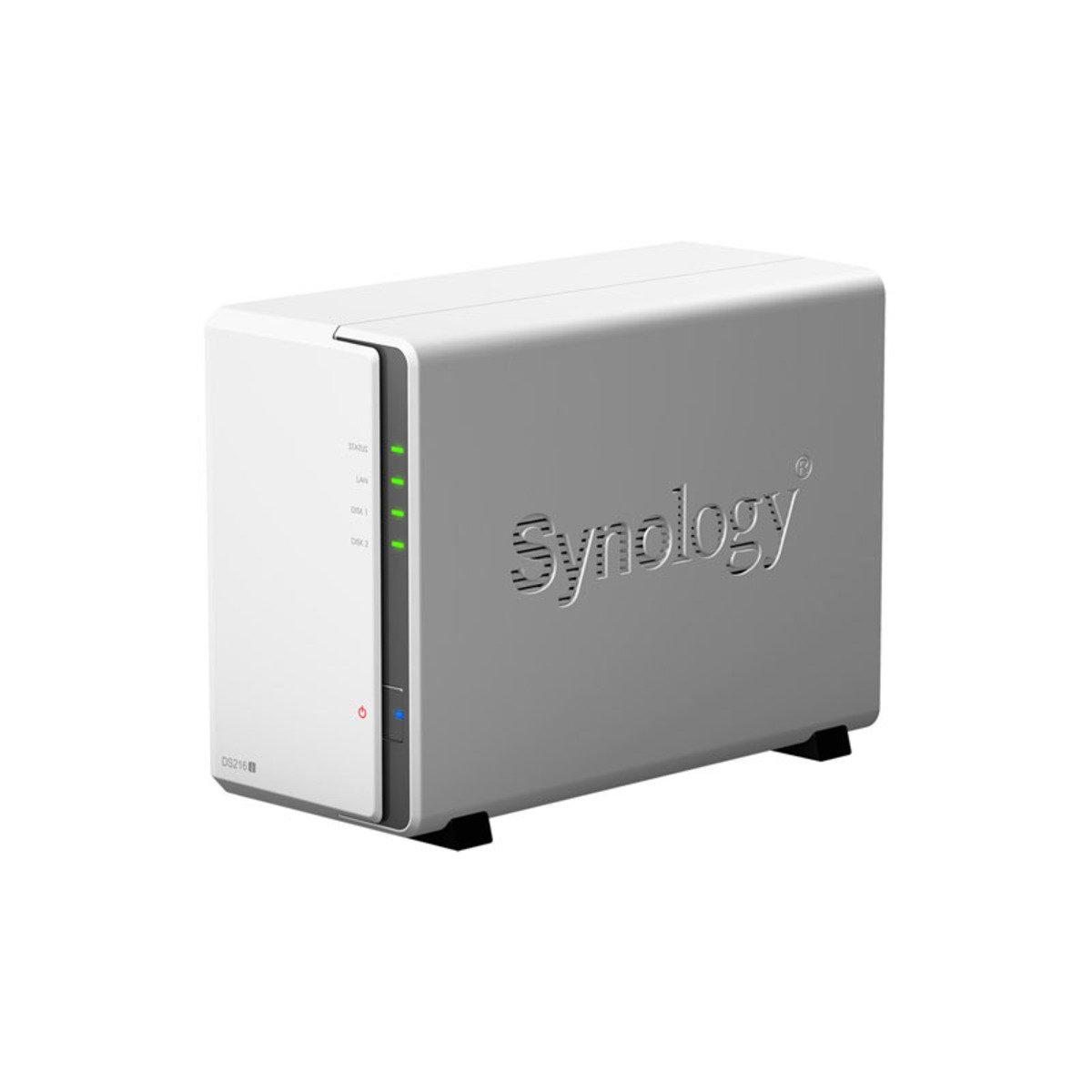 2-Bay 雲端網絡儲存分享系統 DS216J