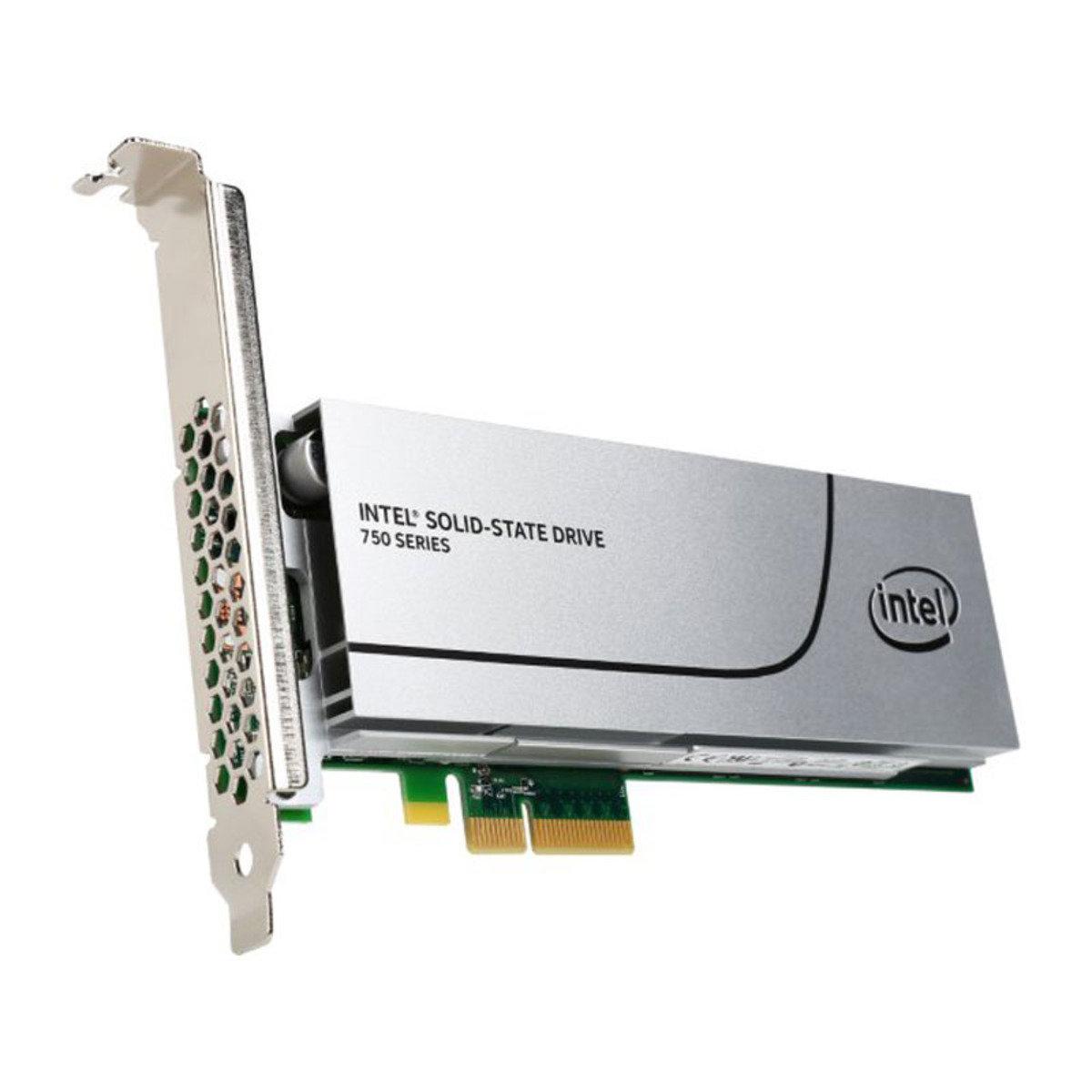 SSD 超高速NVMe內置固態硬碟 750系列AIC 400GB