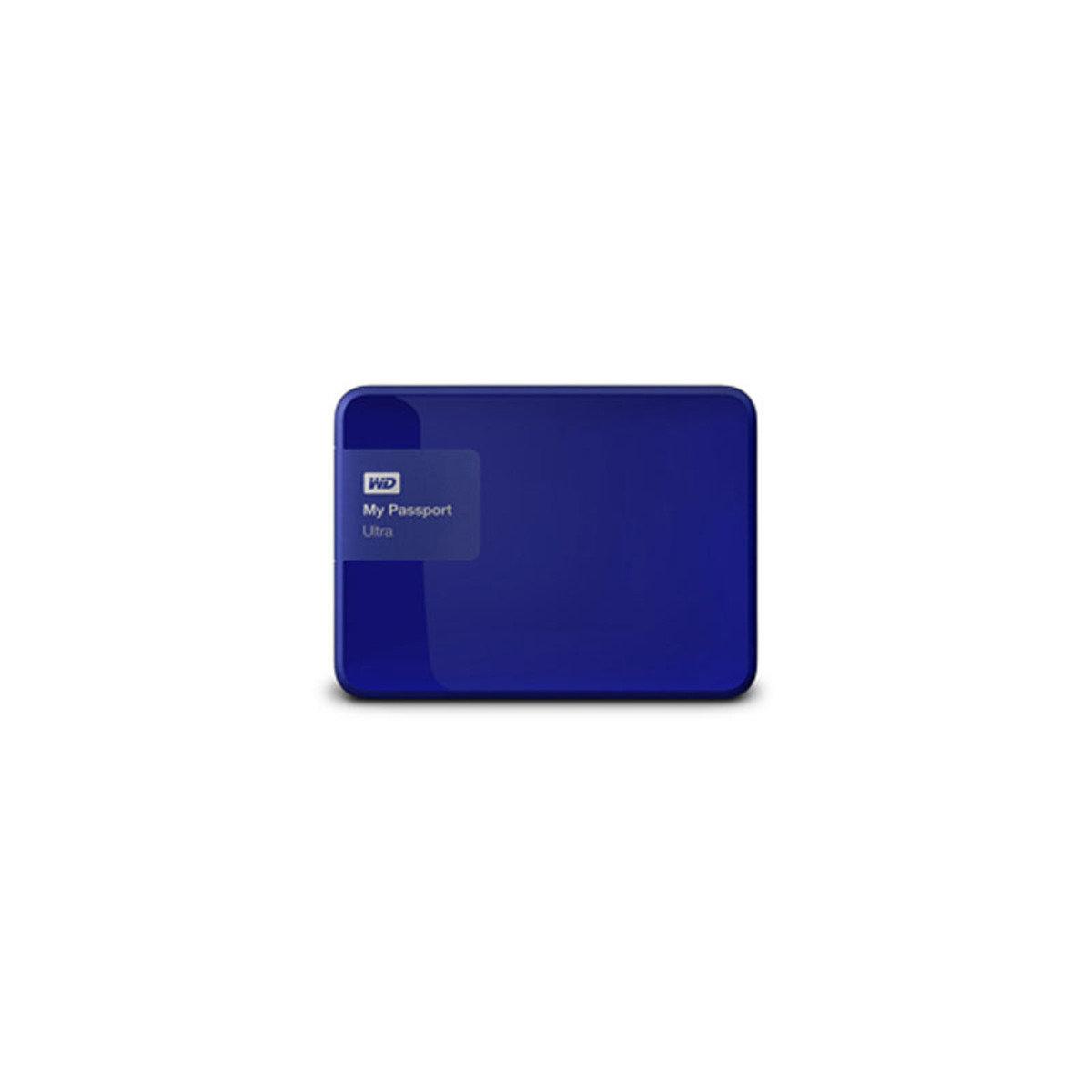 MyPassport Ultra 2TB USB3.0 2.5 吋 外置硬碟