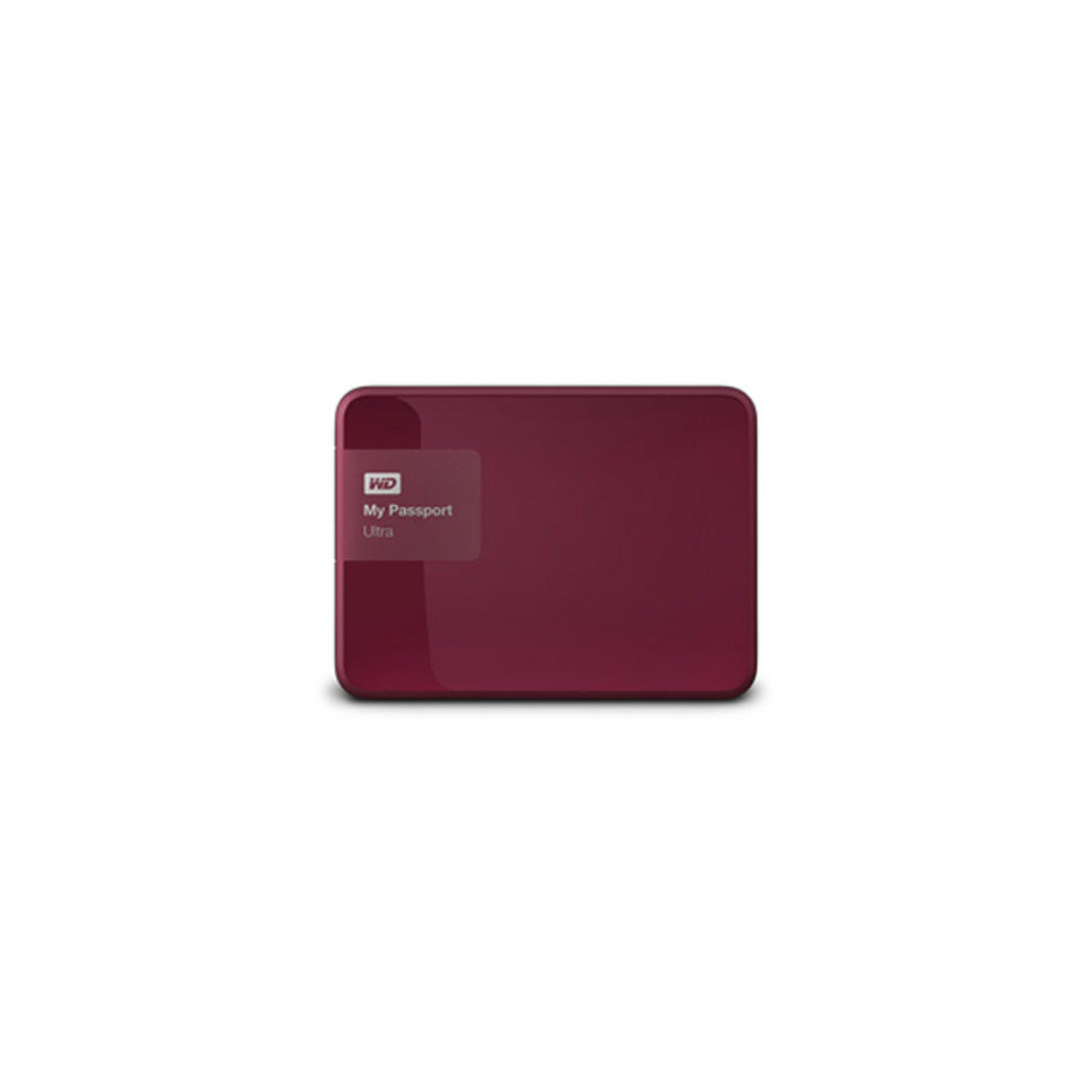 MyPassport Ultra 2TB USB3.0 2.5 吋 外置硬碟