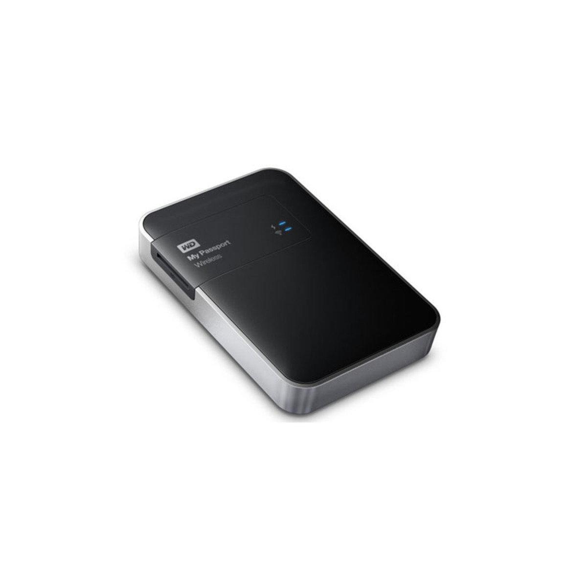 My Passport Wireless 2TB 充電式無線外置硬碟