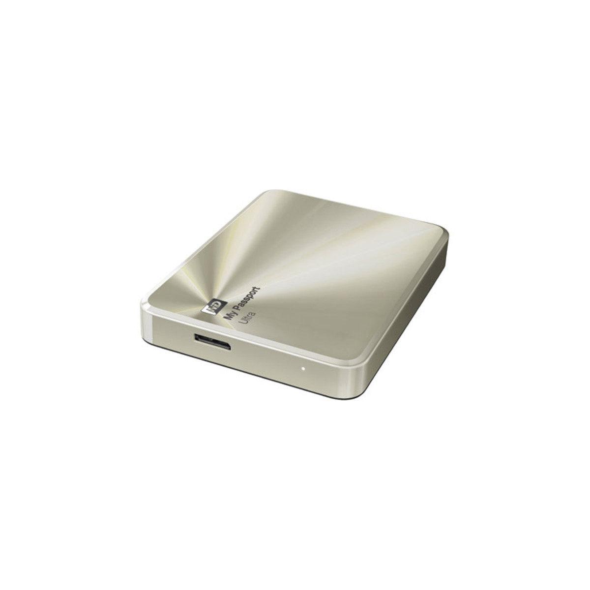 My Passport Ultra Metal Edition 2TB USB3.0 2.5吋 金屬殼外置硬碟