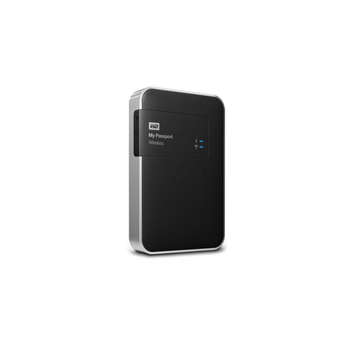 My Passport Wireless 1TB 充電式無線外置硬碟 BK8Z0010BBK