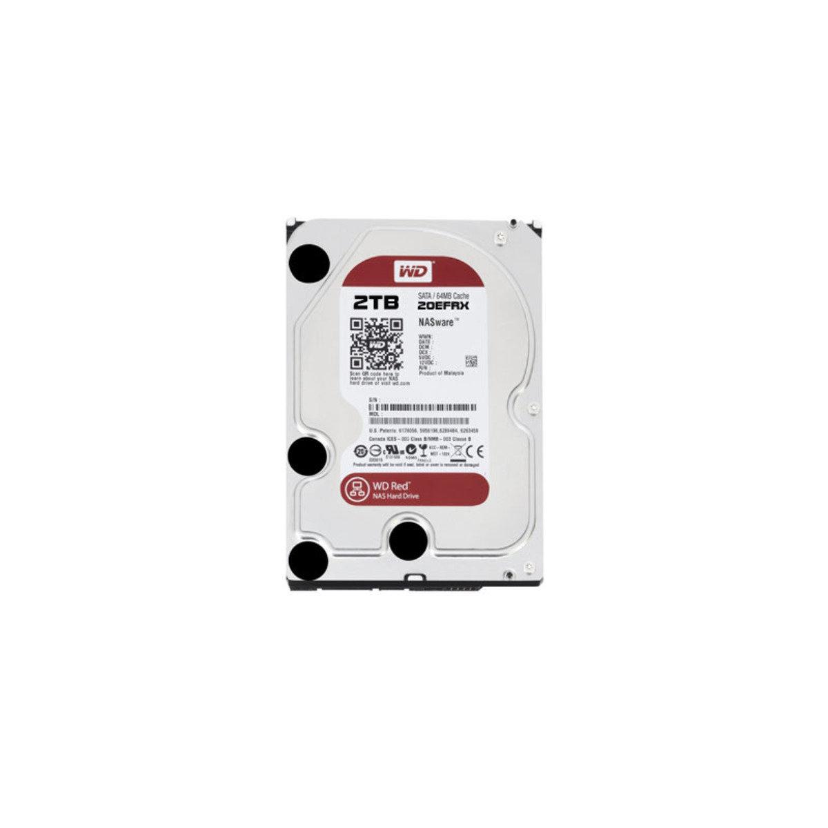 3.5 吋 NAS 專用 2TB SATA 內置硬碟 20EFRX