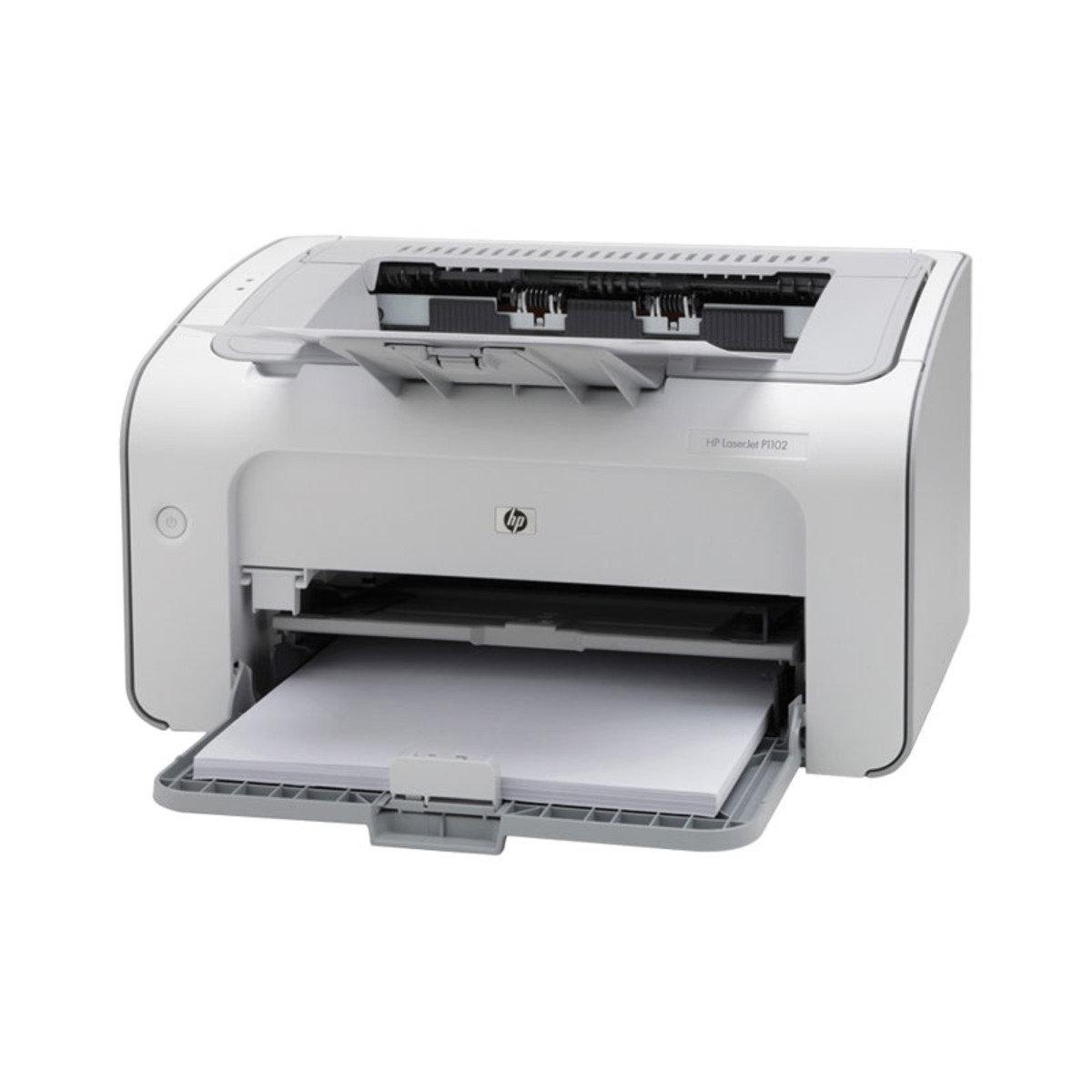 HP Laserjet Pro 個人黑白鐳射打印機 Laserjet Pro P1102