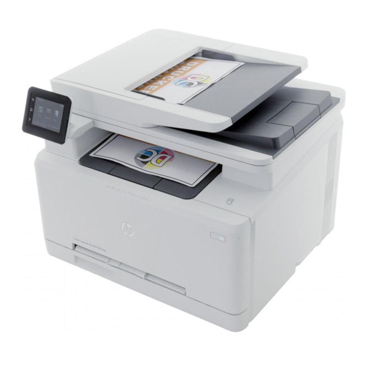 HP Color LaserJet Pro 辦公室鐳射多功能打印機 Color LaserJet Pro MFP M277N