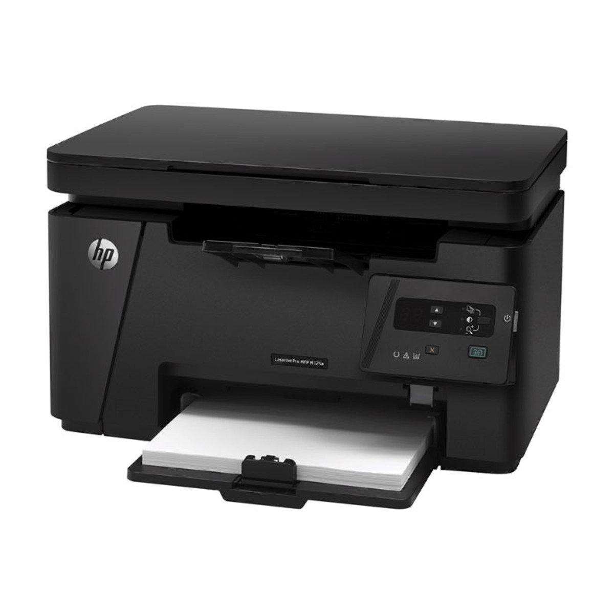 HP Laserjet Pro 個人黑白鐳射打印機 LaserJet Pro MFP M125a