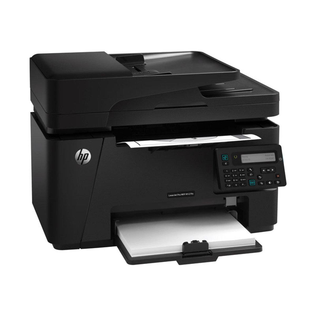 HP Laserjet Pro 個人黑白鐳射打印機 Laserjet Pro MFP M127fn