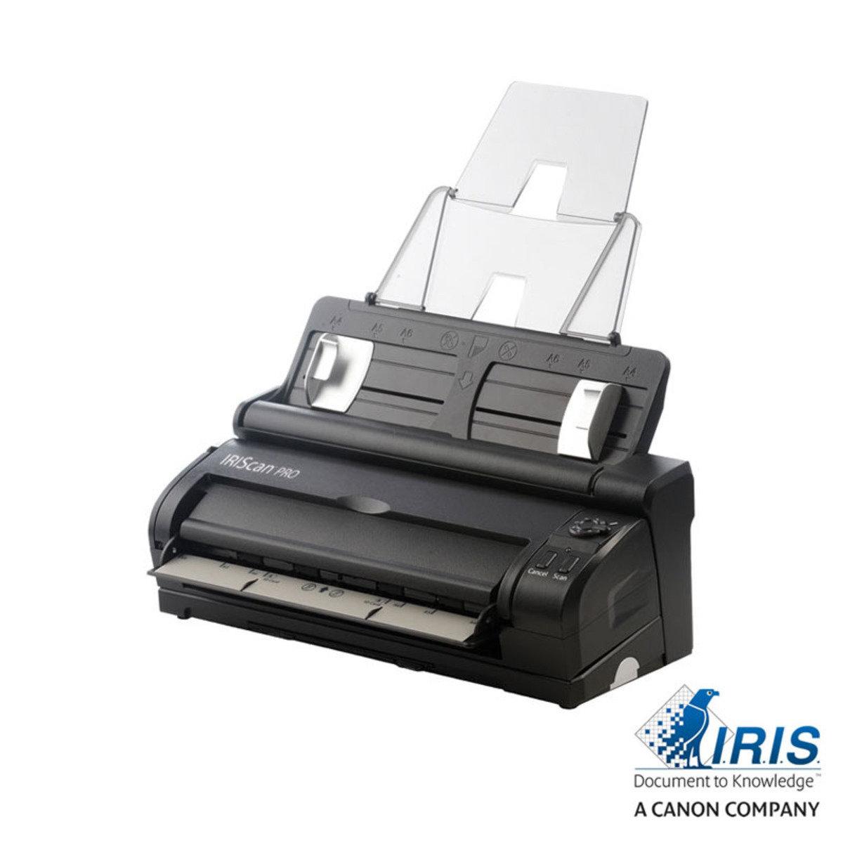 快速商用A4文件掃瞄器 IRISCan Pro 3 Cloud