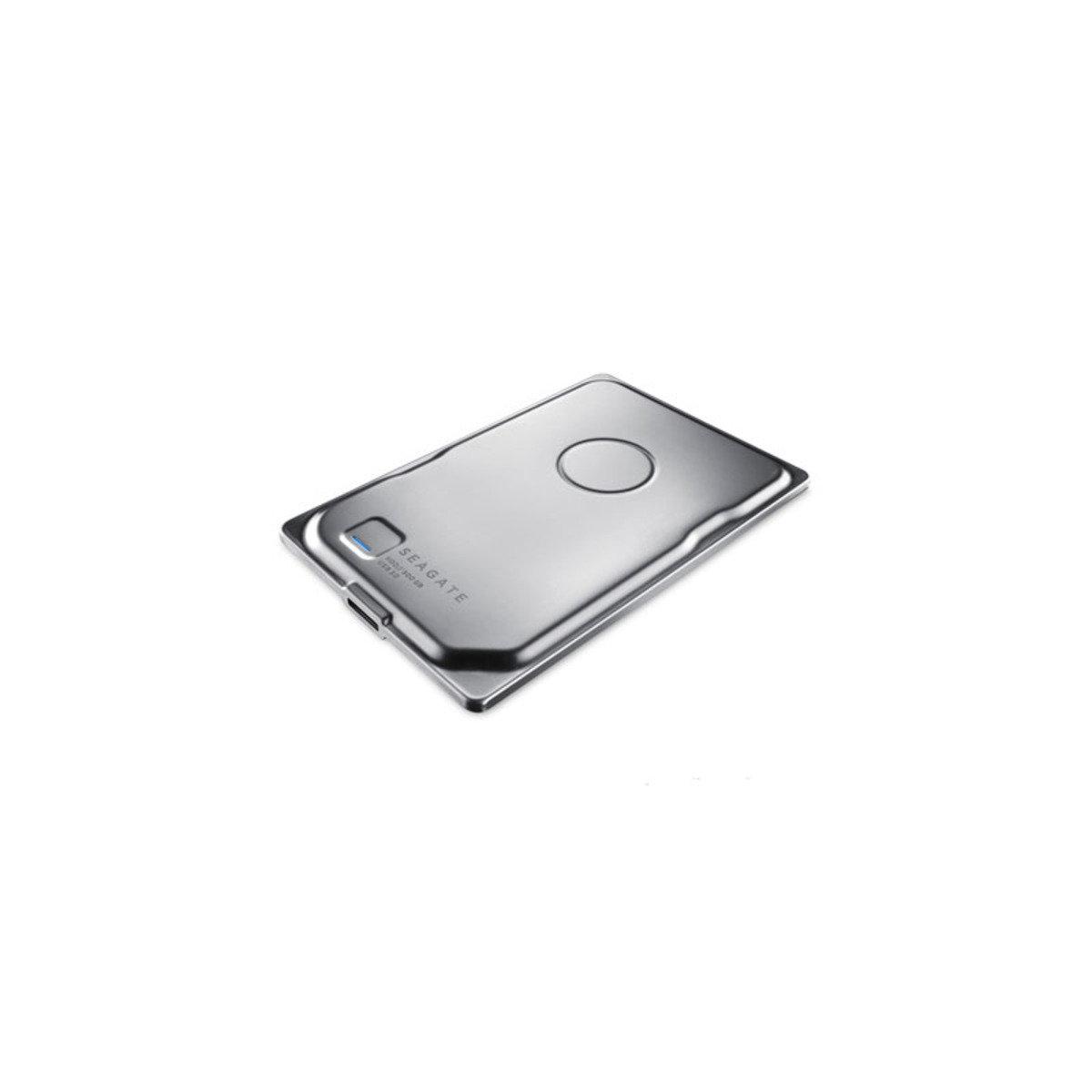 2.5吋 500GB 不鏽鋼超薄7mm外置USB3.0硬碟 STDZ500401