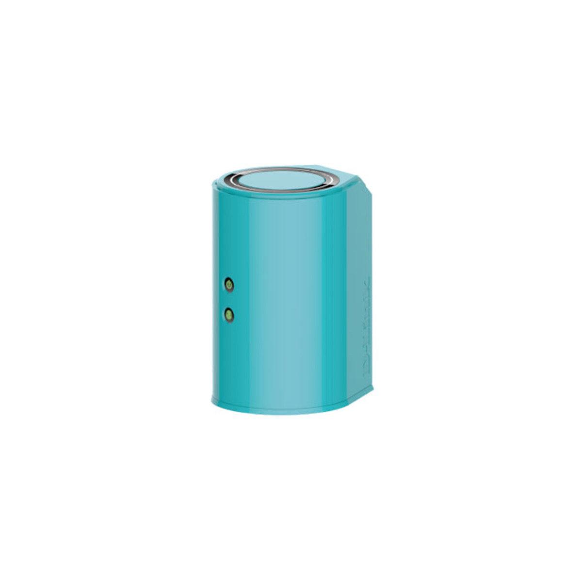 AC750 雙頻無線直立式路由器 DIR818LB Blue