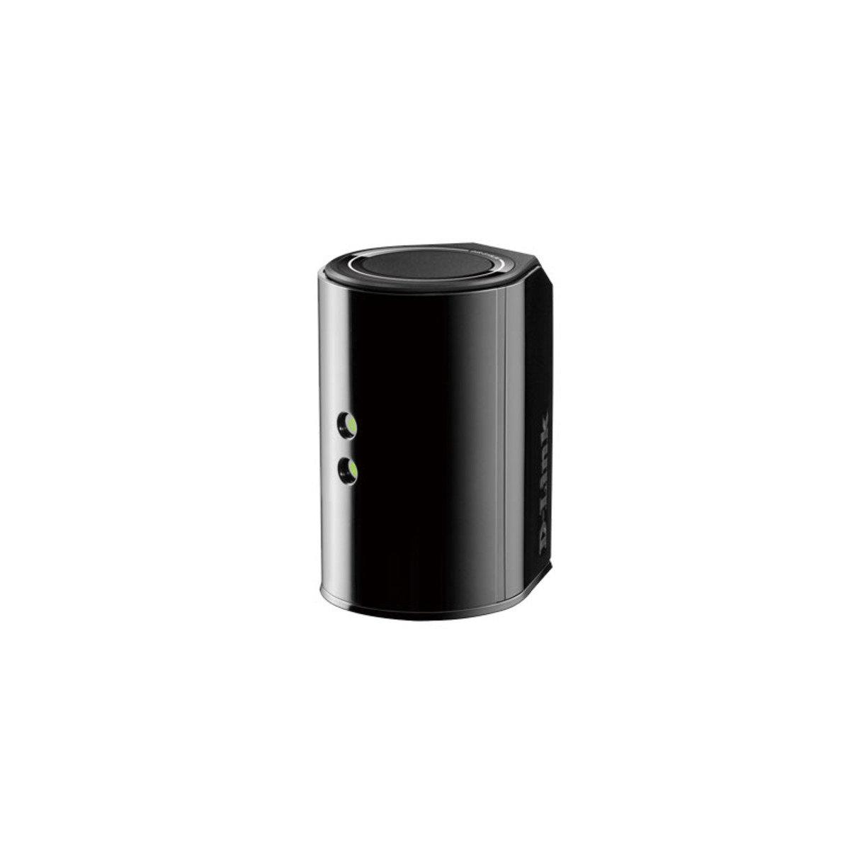 AC750 雙頻無線直立式路由器 DIR818L Black