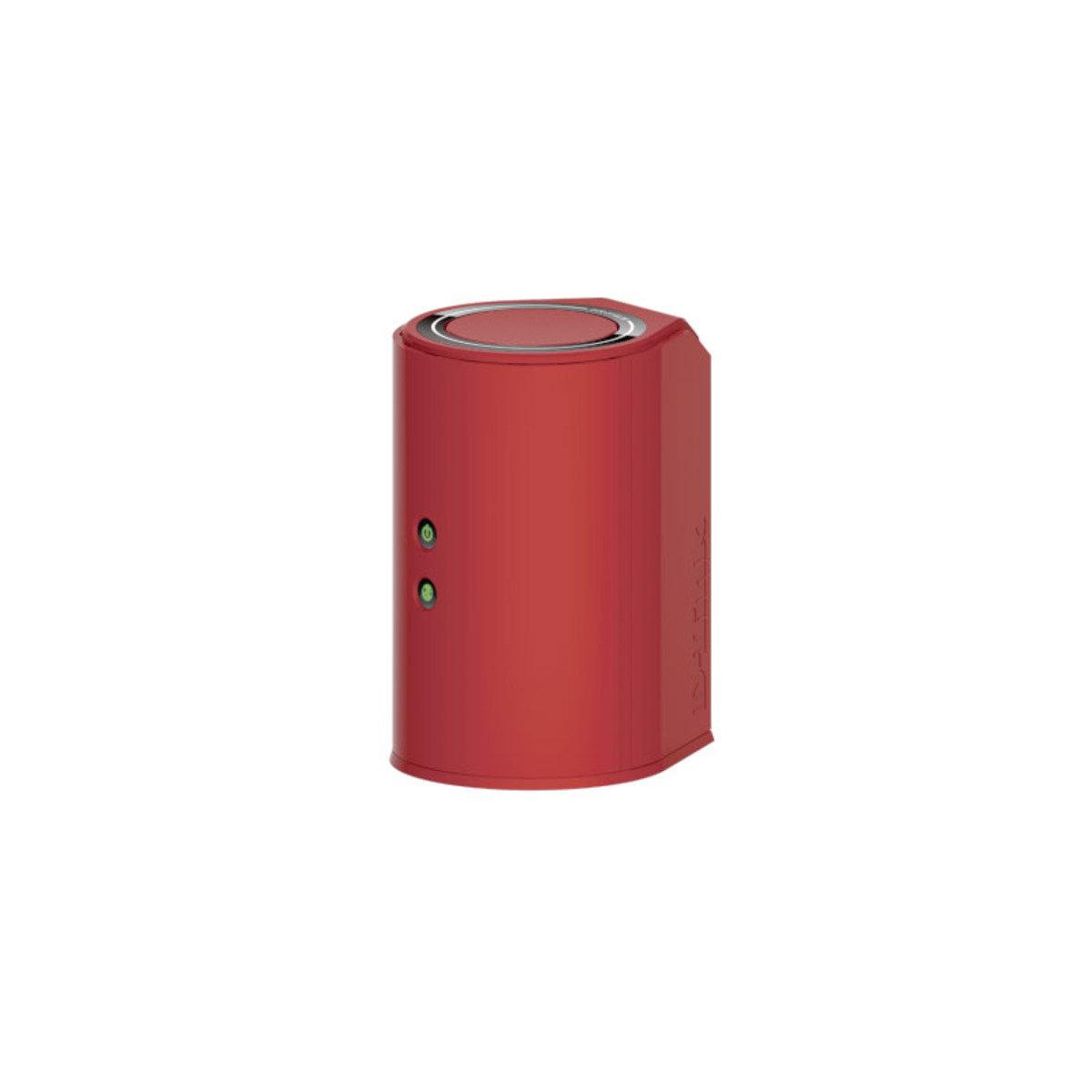 AC750 雙頻無線直立式路由器 DIR818LR Red