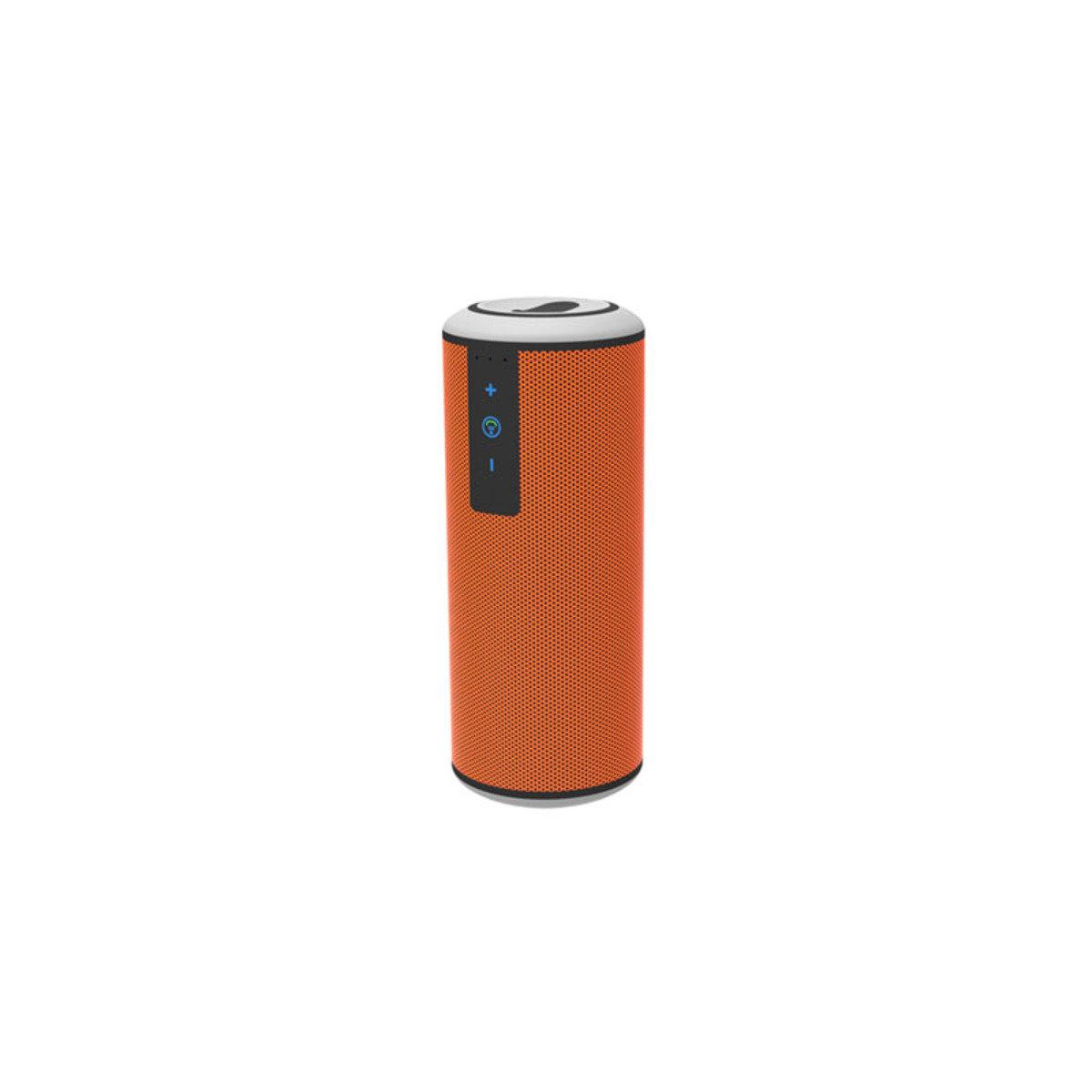 IPX4 防水藍芽4.0喇叭 MUSIC TUBE Orange