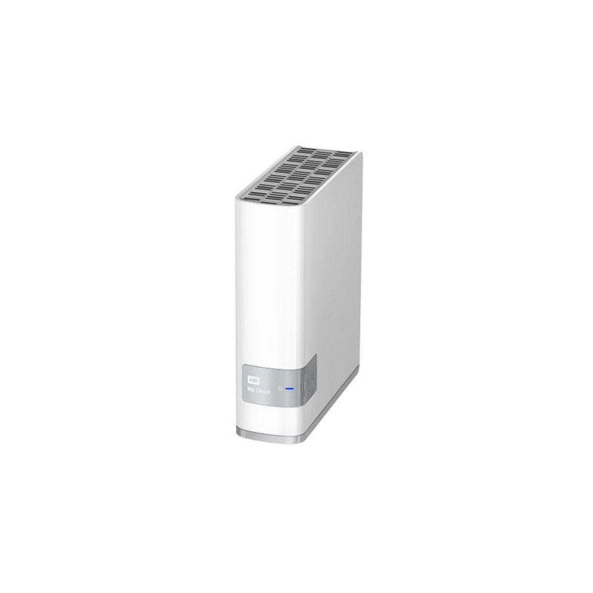 3TB 個人家用簡易雲端網絡儲存分享系統 WDBCTL0030HWT
