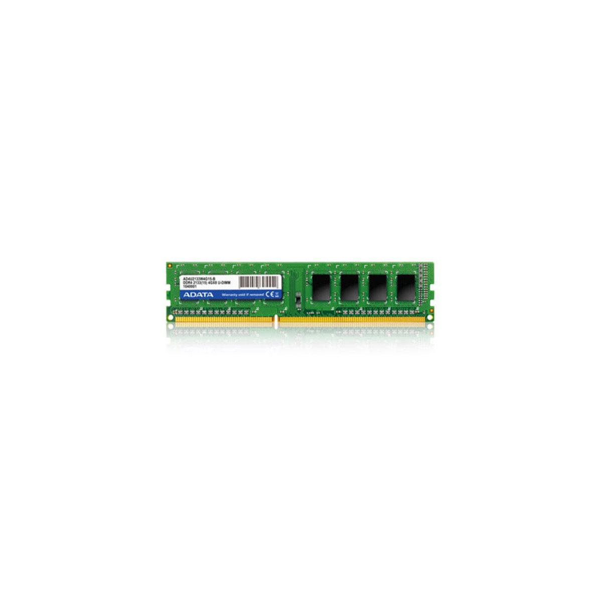 DDR4-2133 8GB 桌上型記憶體 單條 AD4U2133W8G15-R