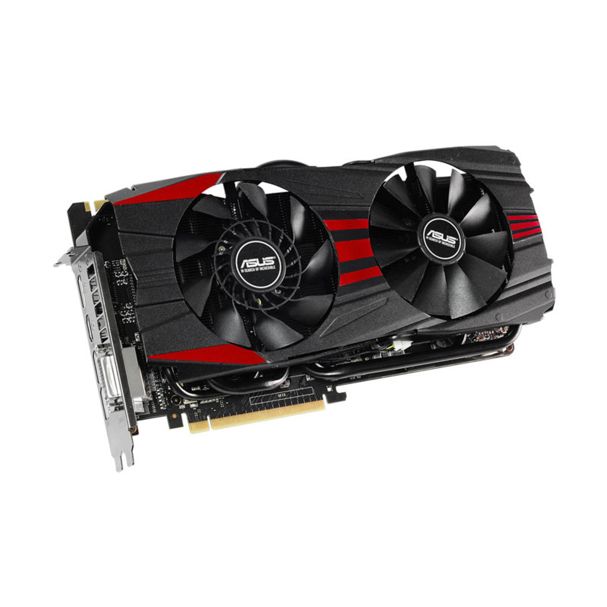 GTX970 4GB GDDR5 PCI-E 高效能獨立顯示卡 GTX970-DC2OC-4GD5-BLACK
