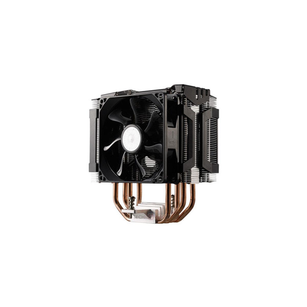 雙92mm 風扇熱導管空冷散熱器 Hyper D92