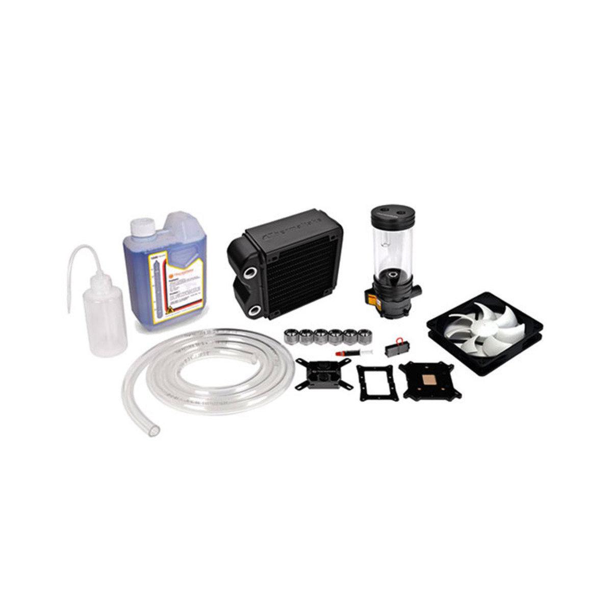 DIY玩家級 中央處理器 120mm液冷散熱器 Pacific RL120 Water CPU Cooling Kit
