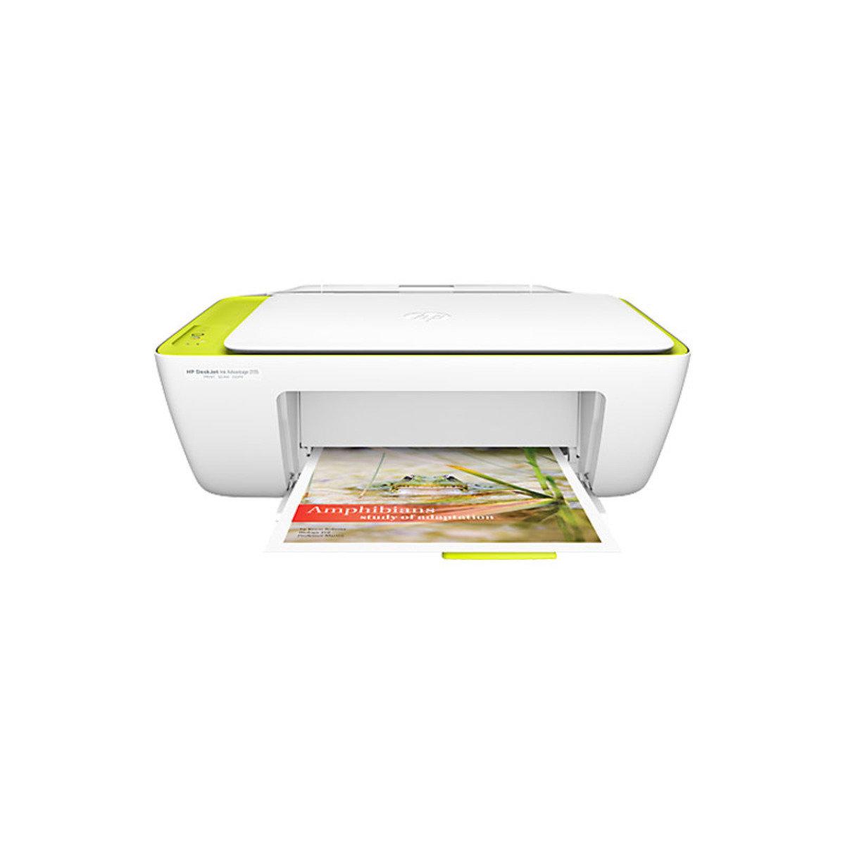 相片噴墨多功能影印機 Deskjet 2130