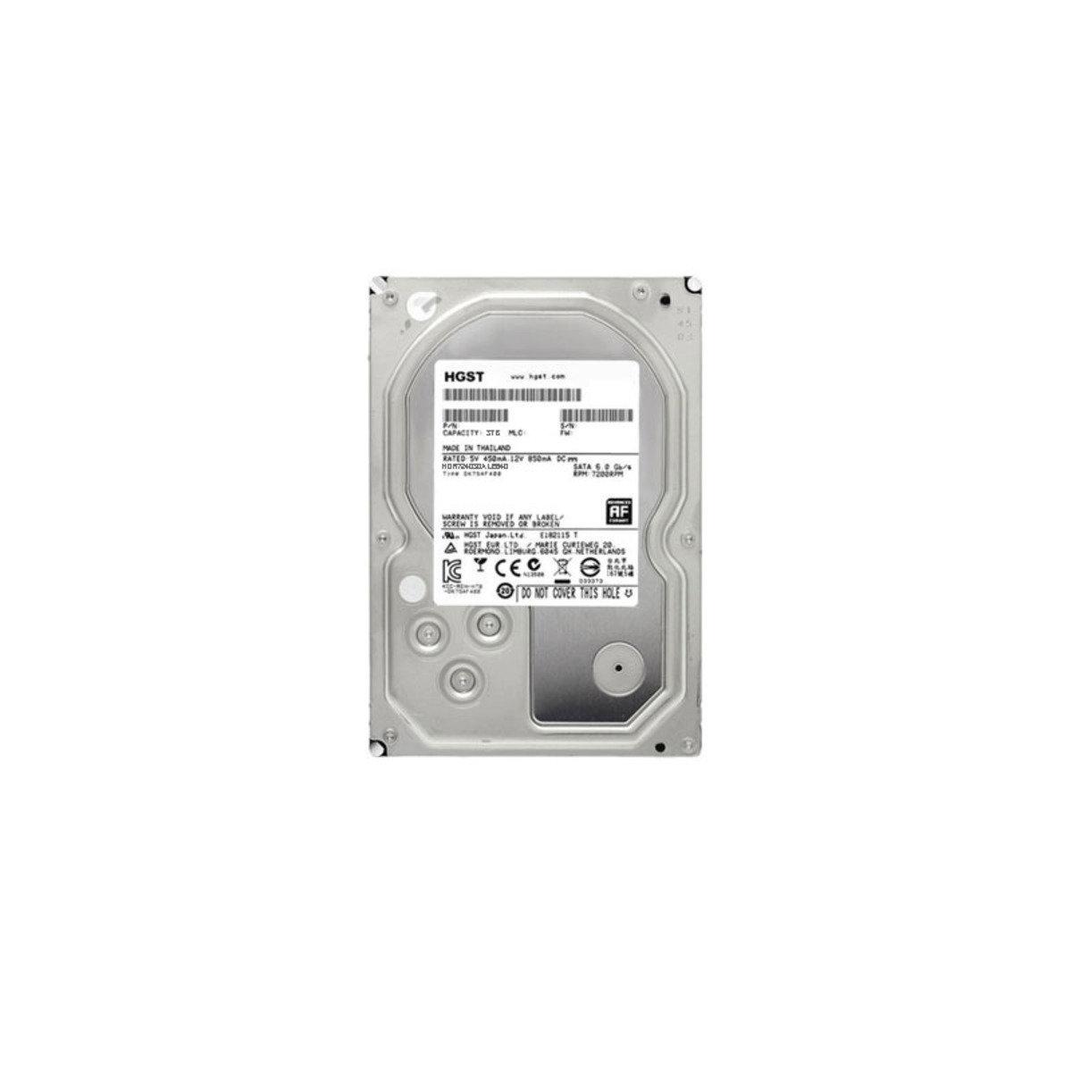 DESKSTAR NAS 3TB 高效能 7200rpm 硬碟 HDN724030ALE640