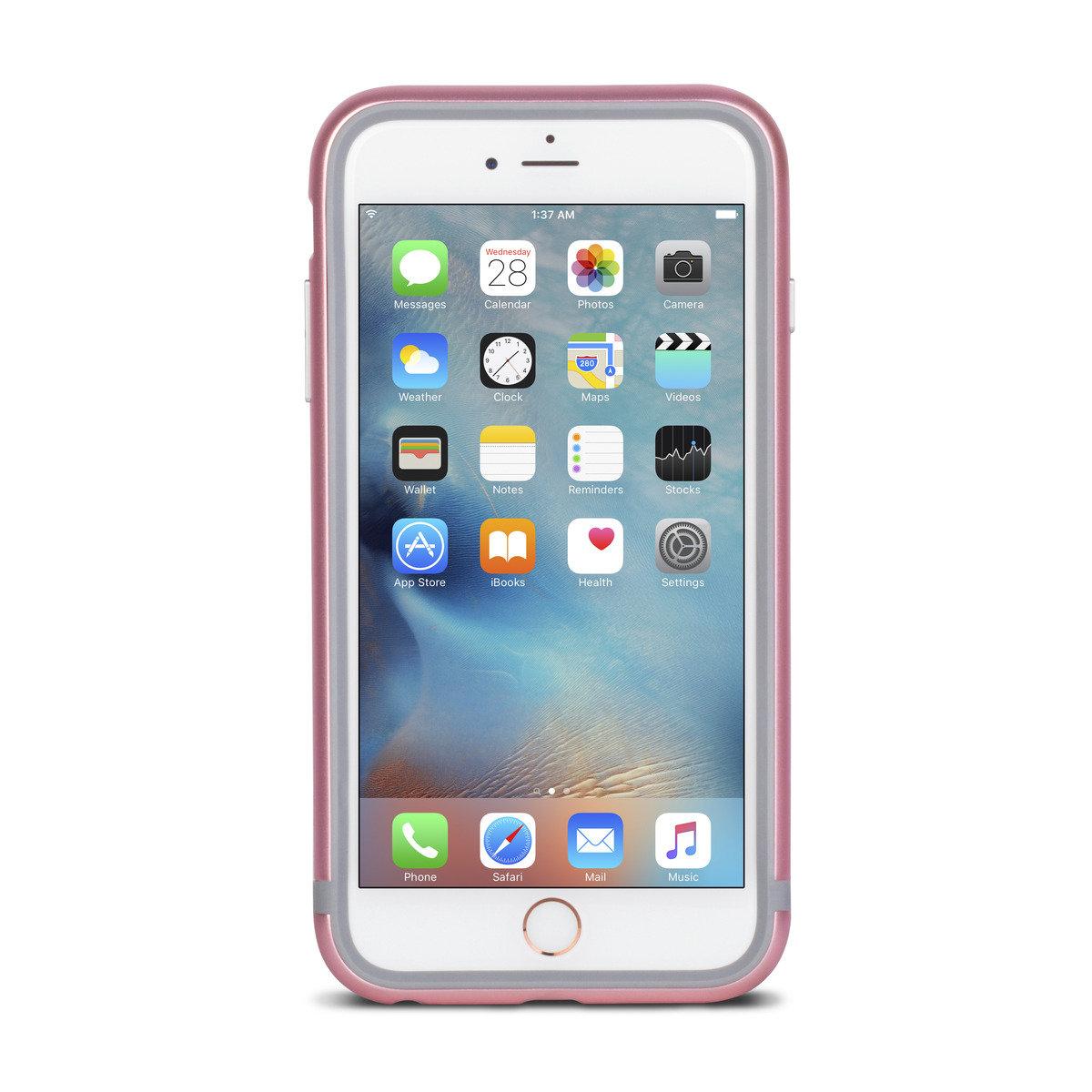 hot sale online c52e2 fb9f3 Moshi | iGlaze Luxe Metal Bumper Case for iPhone 6 Plus/6s Plus ...