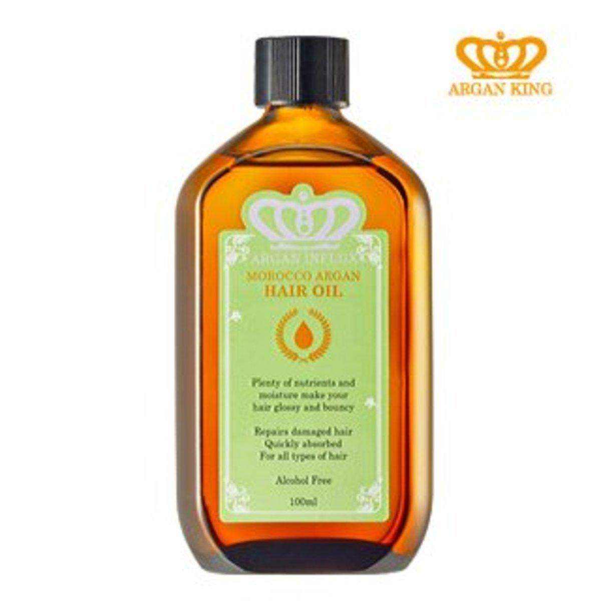 摩洛哥堅果極緻順髮精華油
