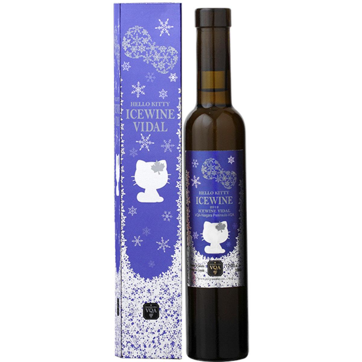 HELLO KITTY微朵冰酒 (藍色)