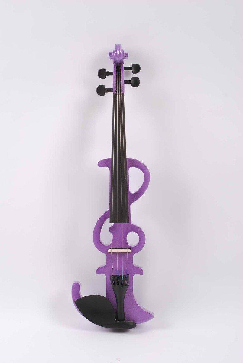 電子小提琴 - 紫色