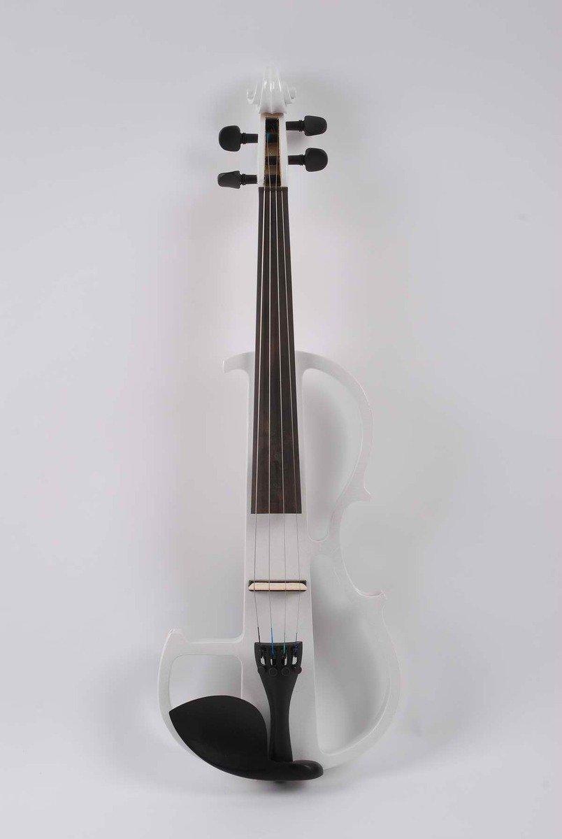 電子小提琴 - 白色