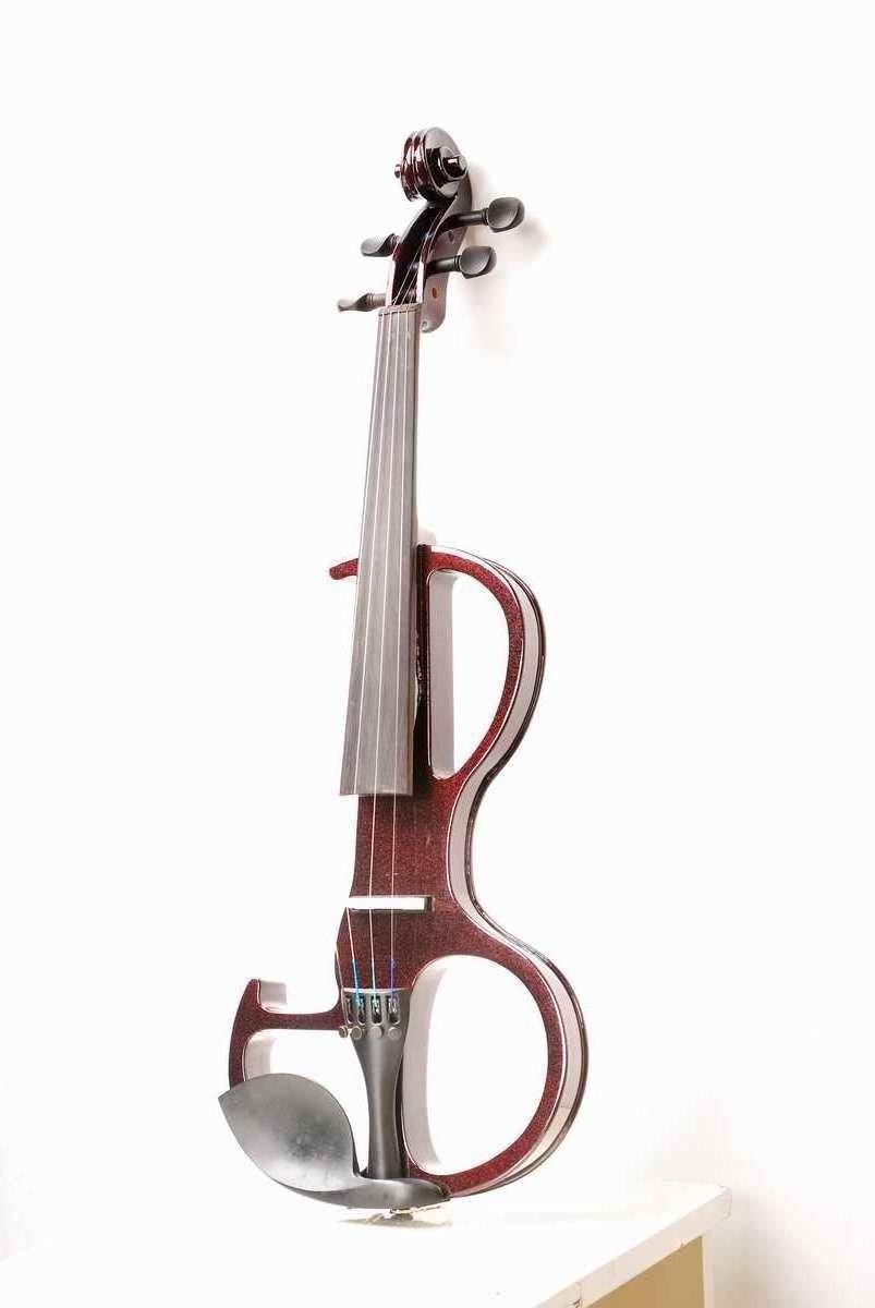 電子小提琴 - 咖啡色