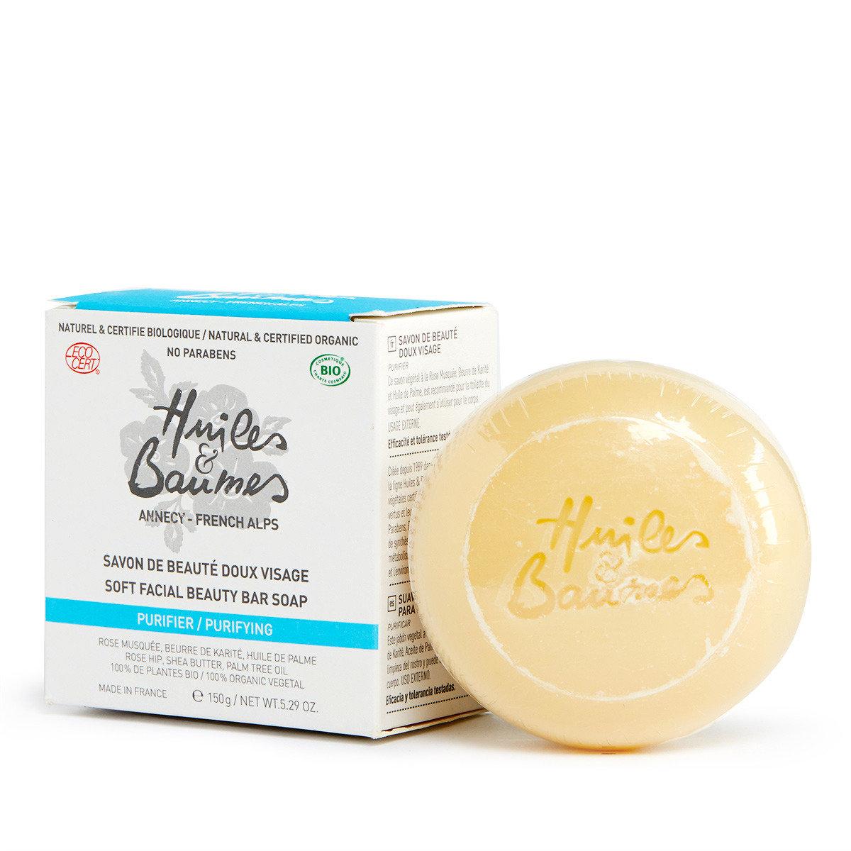 有機柔膚抗皺潔膚皂