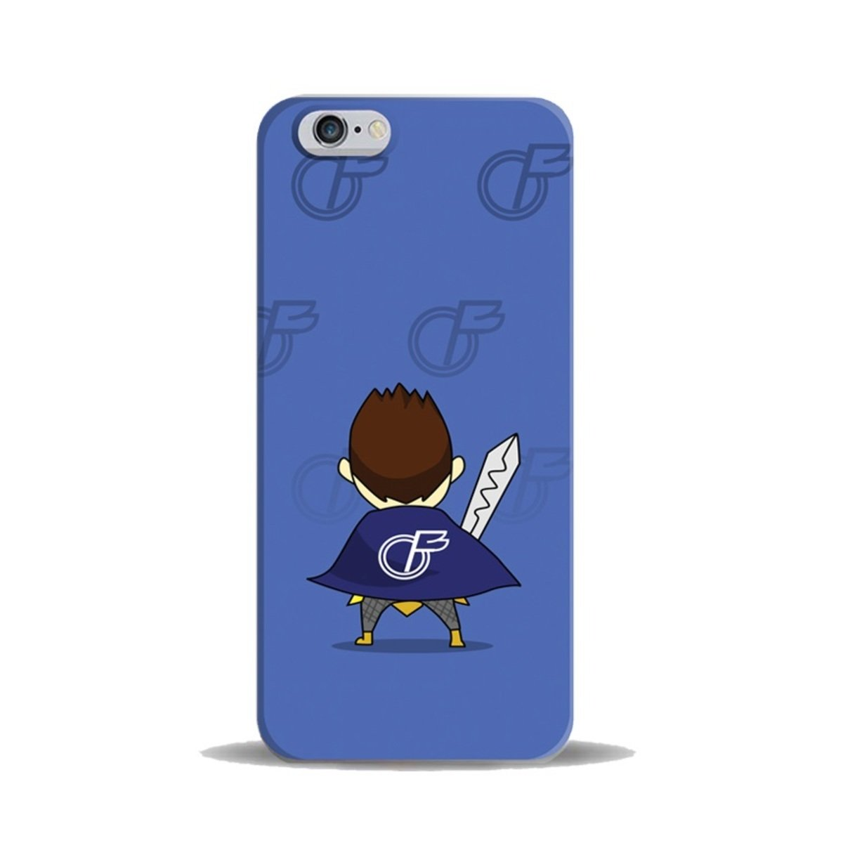"iPhase - iPhone 6 (4.7"") 手機膠殼電話保護套 4.7寸 (Fasia) (另有適合iPhone 6 Plus 5.5寸型號)"