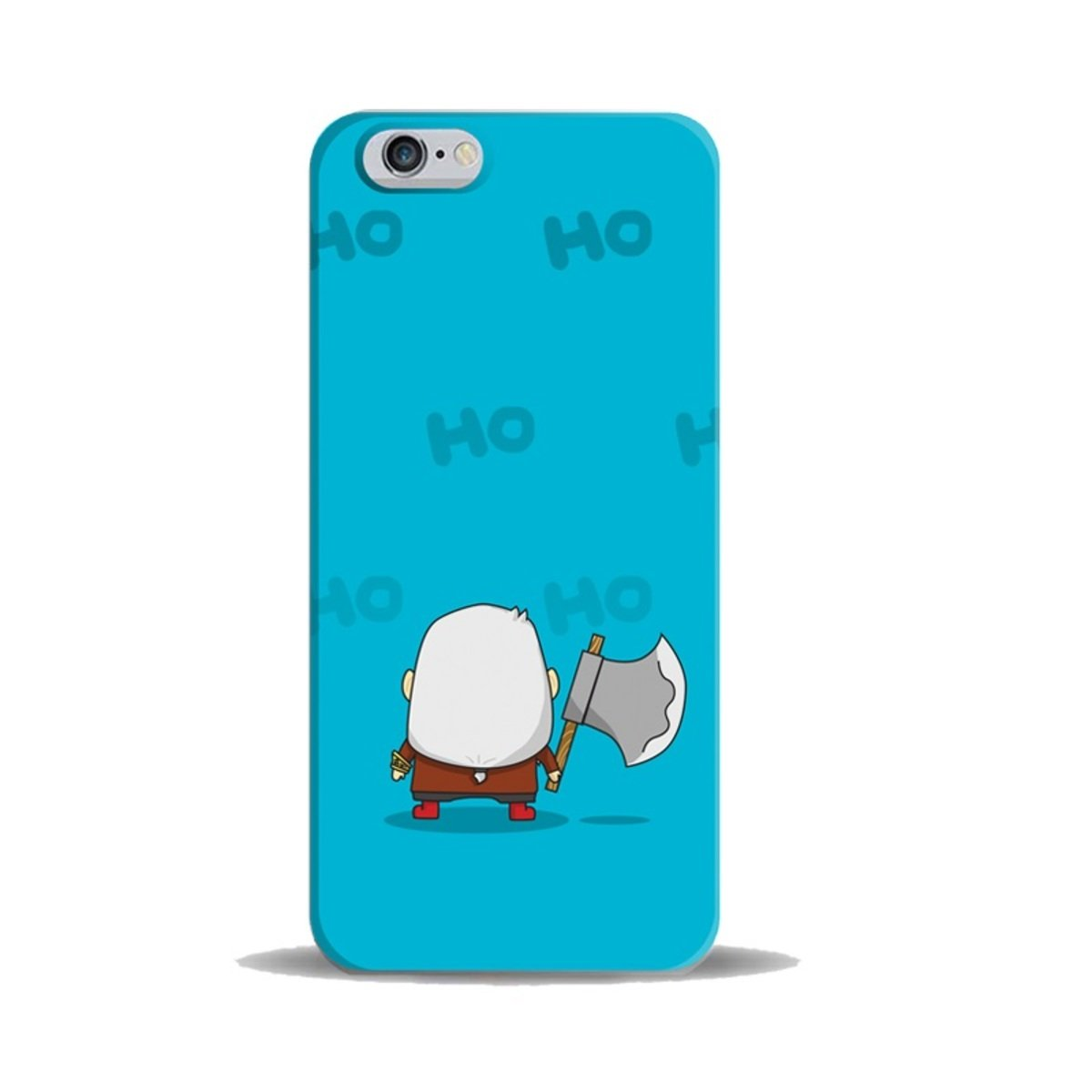 "iPhase - iPhone 6 (4.7"") 手機膠殼電話保護套 4.7寸 (Holden) (另有適合iPhone 6 Plus 5.5寸型號)"