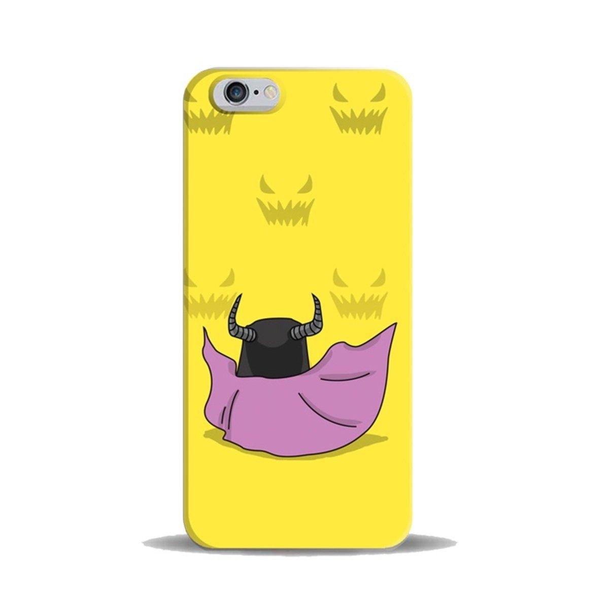 "iPhase - iPhone 6 (4.7"") 手機膠殼電話保護套 4.7寸 (Mo Wong) (另有適合iPhone 6 Plus 5.5寸型號)"