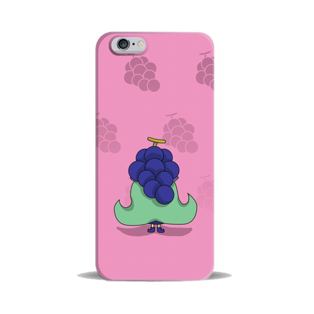 """iPhase - iPhone 6 (4.7"""") 手機膠殼電話保護套 4.7寸 (Gra) (另有適合iPhone 6 Plus 5.5寸型號)"""