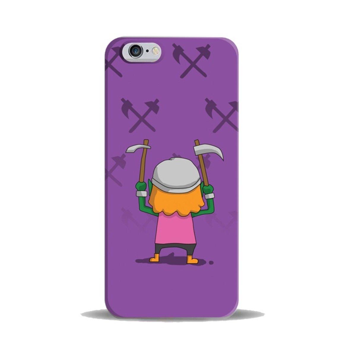 """iPhase - iPhone 6 (4.7"""") 手機膠殼電話保護套 4.7寸 (GorGor) (另有適合iPhone 6 Plus 5.5寸型號)"""