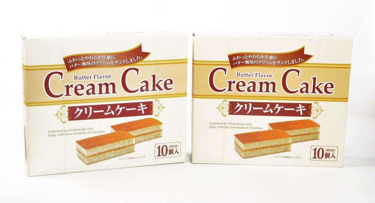 牛油味蛋糕