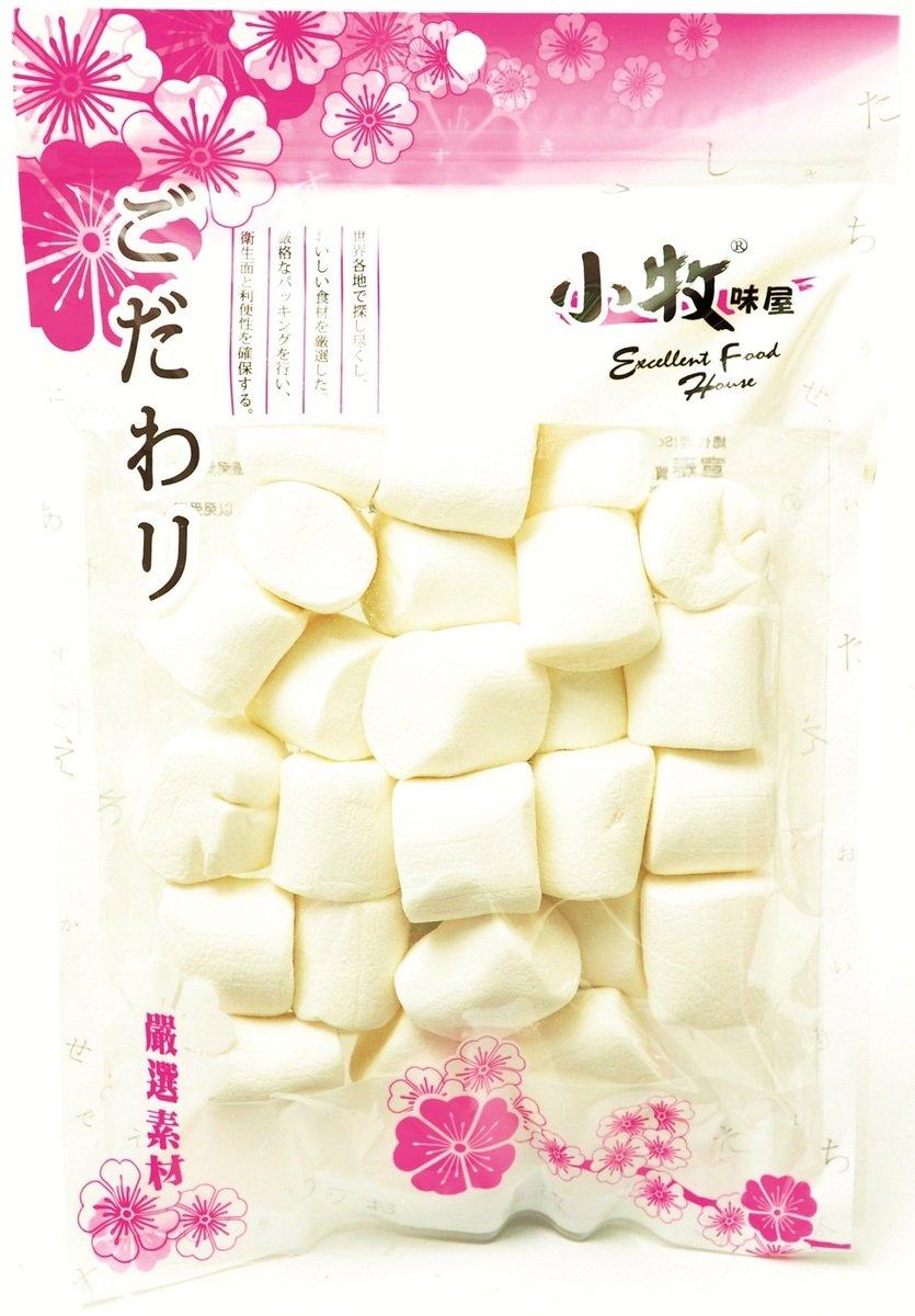 大白棉花糖