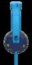 Uprock Navy/Hot Lime/Hot Blue Mic1