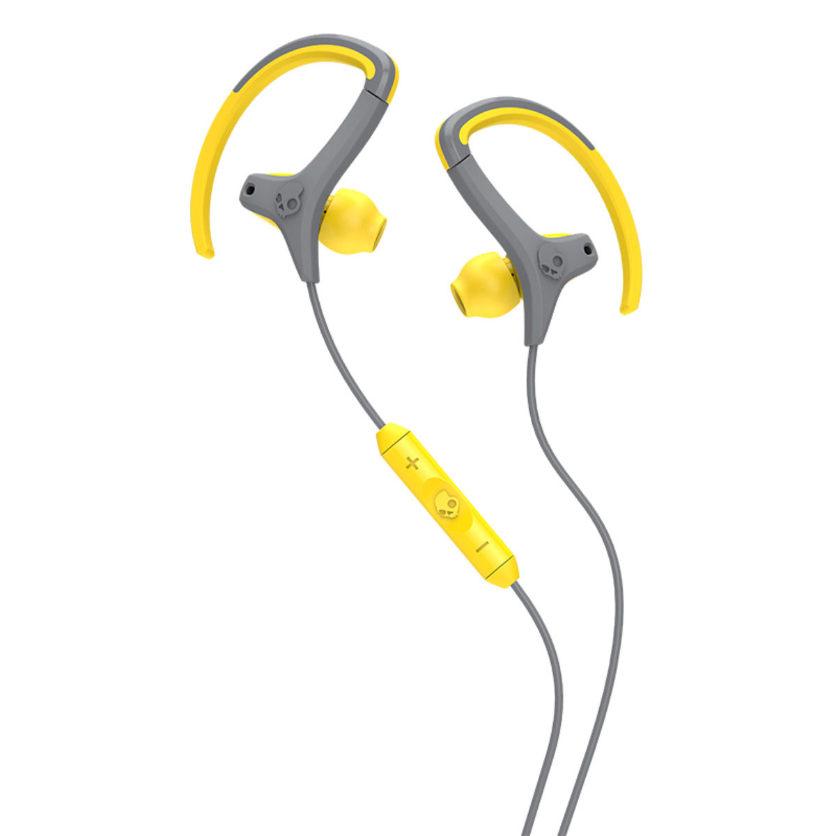 CHOPS In Ear YELLOW/GRAY/YELLOW w/ Mic3