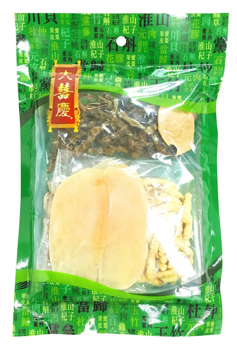 土蟲草海螺片湯