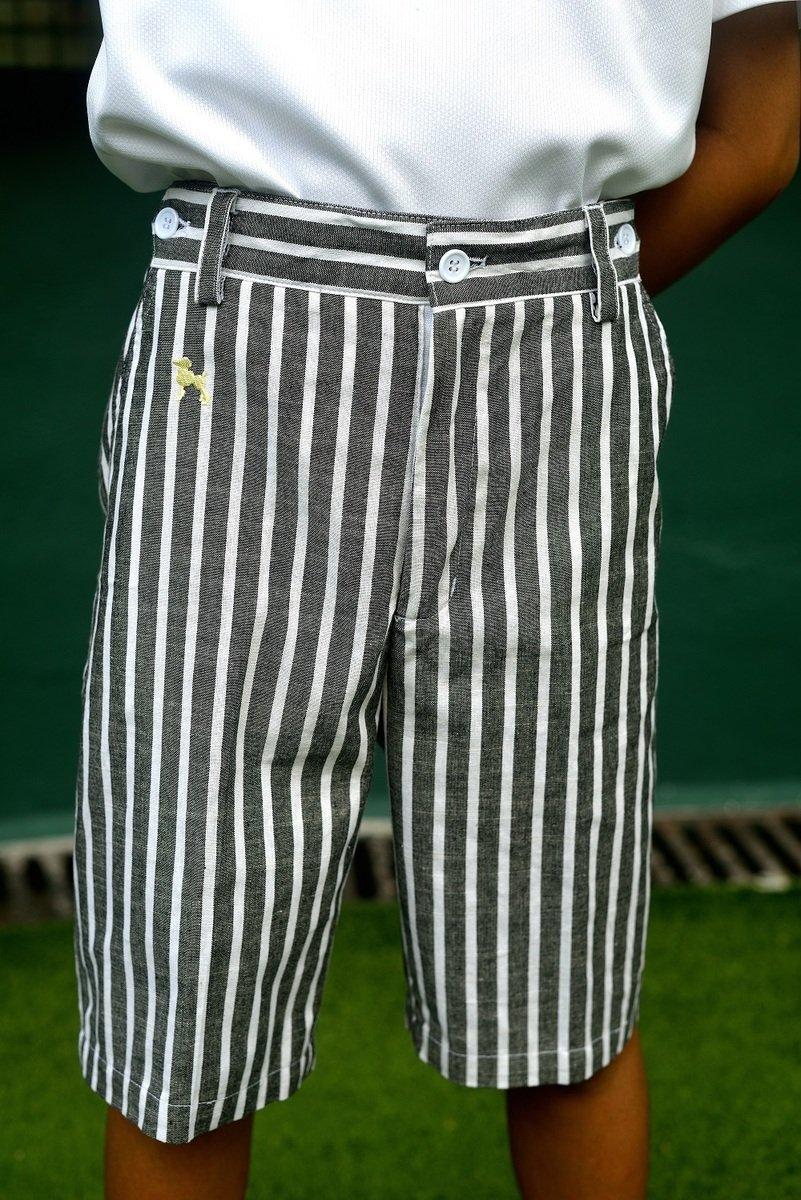 短褲 - 黑色