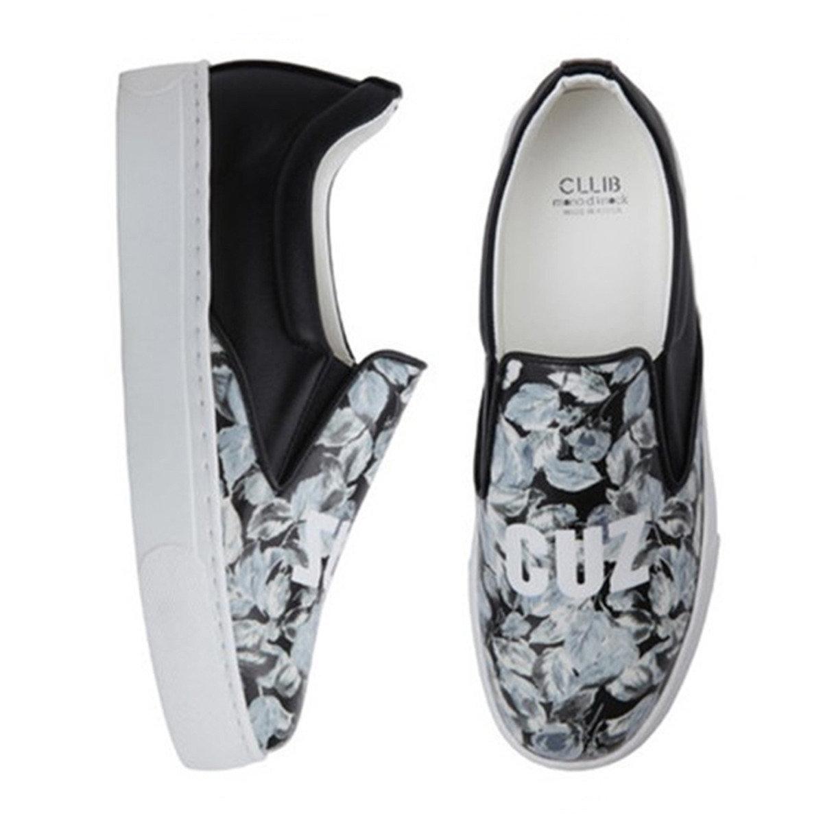 CUZ字樣輕便鞋