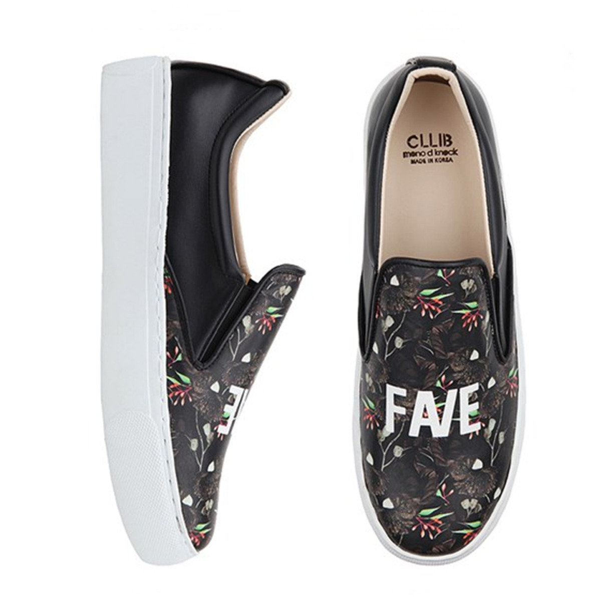 FAVE厚底輕便鞋